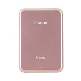 Impresora bolsillo canon zoemini rosa bluetooth