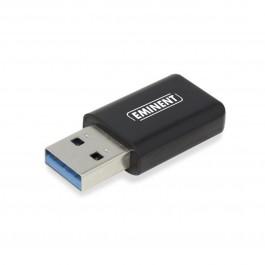 Mini adaptador red usb 3.0 eminent