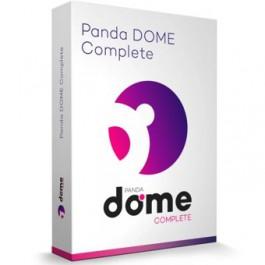Antivirus panda dome complete dispositivos ilimitados