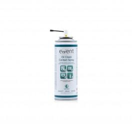 Limpiador aceite ewent limpieza contactos 200ml