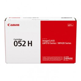 Toner canon 052 h negro lbp212dw