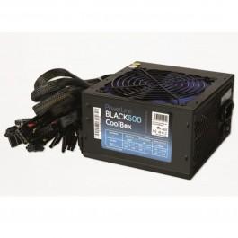 Fuente alimentacion coolbox powerline black - 600 600w