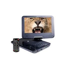 Dvd portatil nevir 9pulgadas nvr - 2781dvd - pcu negro
