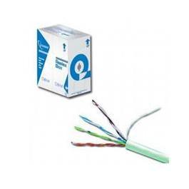 Bobina cable ethernet upc - 5004e - sol cat5e utp