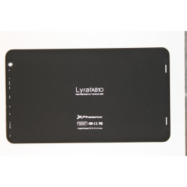 Repuesto carcasa trasera (back cover) tablet