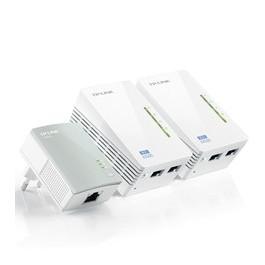 Pack powerline tl - wpa4220 x2 + tl - pa4010