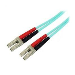 Cable fibra optica duplex multimodo om3