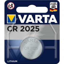 Pila boton varta litio cr - 2025 3v