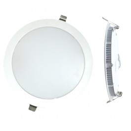 Bombilla led downlight silver electronic pack