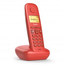 Telefono fijo inalambrico gigaset a270 rojo