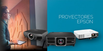 Descubre los nuevos proyectores Epson